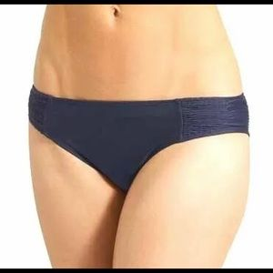 Athleta Bikini Bottom Navy New Small
